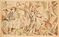 le violoniste by ilya kagan