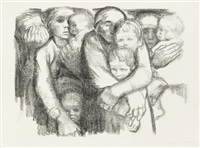 mütter (ii. fassung) by käthe kollwitz