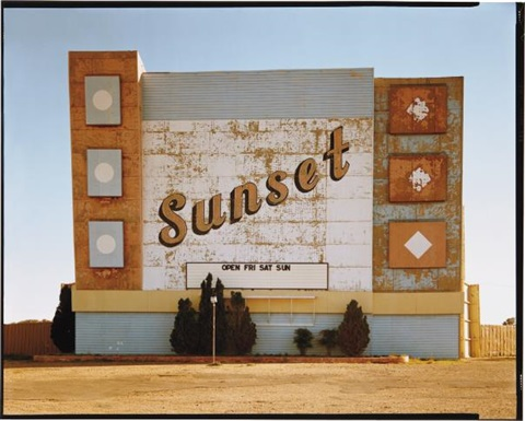 w 9th ave amarillo texas by stephen shore