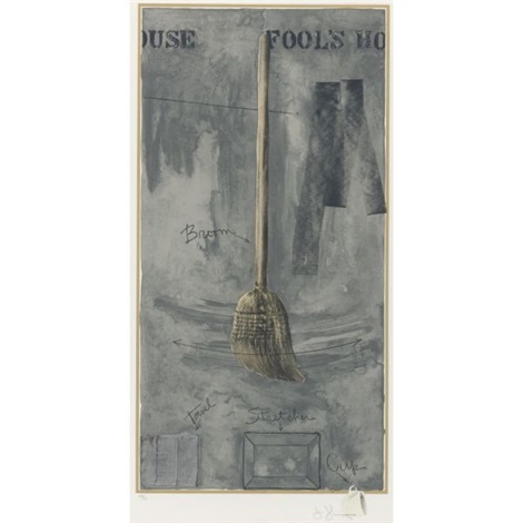 fools house by jasper johns