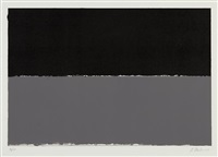 gulf (from the new york ten) by brice marden