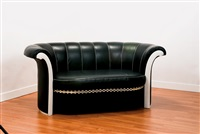 divano (modello liuto) by paolo portoghese