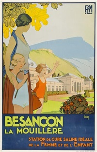 besancon, plm by lucien pillot