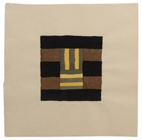 yellow light by sean scully