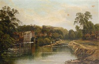 mill mead, guildford (+ another; 2 works) by r. allam