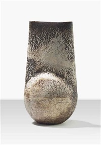 composite form vase by hans coper