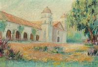 california mission by john maitland reinhard