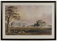 a government house, madras, india by john joseph fonseca