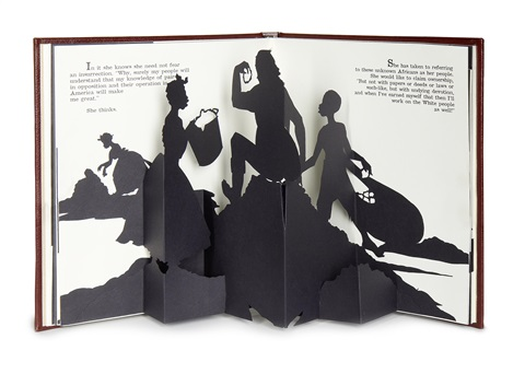 freedom a fable by kara walker