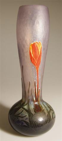 vase crocus by henri bergé