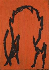 sans titre (diptych) by bernard quesniaux