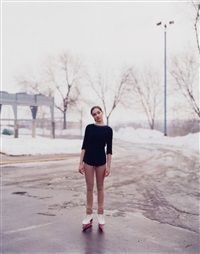 kristin, st. paul, minnessota by alec soth