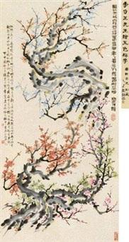 万树梅花 by ji shouzheng