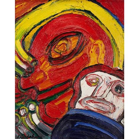 red face by bengt lindström