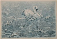 untitled (set of 30) by william henry simmons