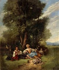 pastoral by nikolaus (miklos) santho