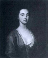 portrait of lady robina crawford by jeremiah davison