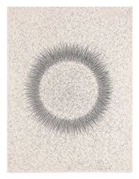 untitled (equinox) by richard pousette-dart