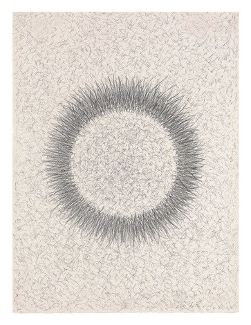 untitled equinox by richard pousette dart