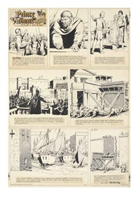 prince valiant by harold foster