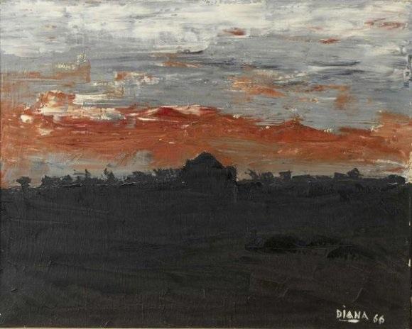 coucher de soleil by maurizio diana