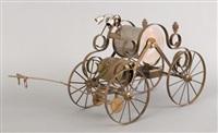 hose reel carriage (model) by nicholas diraddo