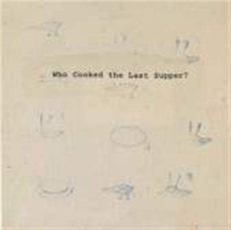 who cooked the last supper by robin kahn