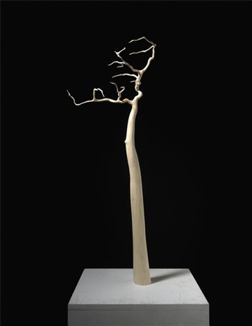 matchstick tree by alastair mackie