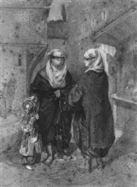femmes turques de constantinople by jules laurent