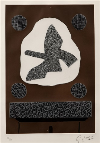 bird of passage by georges braque