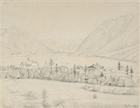 das fürstenhaus in pertisau am achensee by hermann herdtle