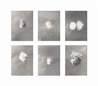 untitled (1, 5, 6, 7, 10, 13) (in 6 parts) by mike kelley