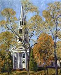 old lyme church, lyme, conn. by harry martin book