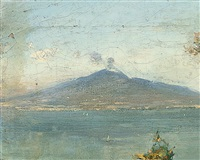 vesuvius by jean remond