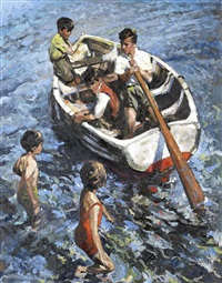 fun in the thames by sherree valentine daines