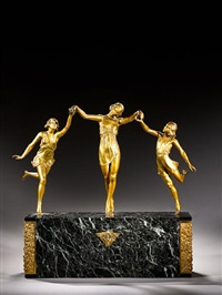 the three graces by pierre laurel