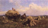 haymaking by robert camm