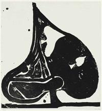 sugarlift spade (from five spades) by richard diebenkorn