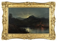 in the rolling hills of pennsylvania along the monongahela by james hamilton