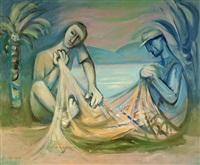 the fishermen by mordecai arieli
