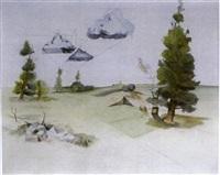 paysage pour apprendre paysage by groschene