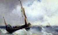 marine by louis bentabole