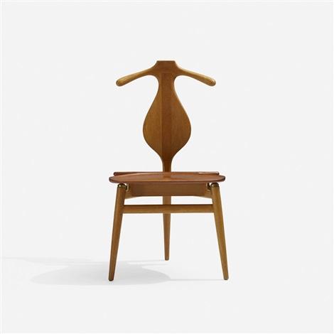 Valet Chair By Hans J. Wegner