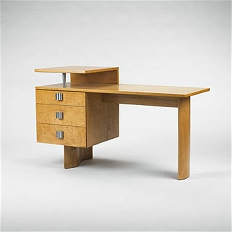 desk by pipsan saarinen swanson and eliel saarinen