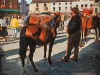 the horse fair by rowland davidson