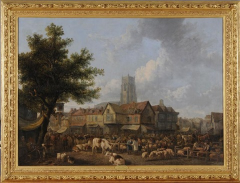 marketplace st albans by henry milbourne