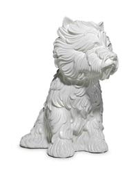 puppy (vase) by jeff koons