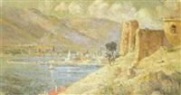 bahía con puerto by andres cuervo herrero