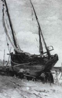bateau de peche by selbrouck