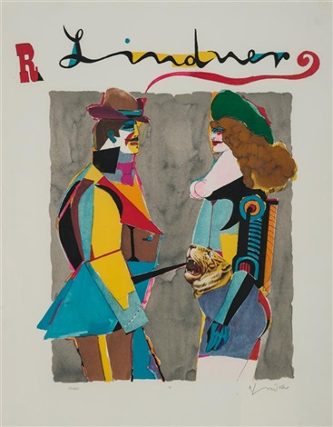 rencontre by richard lindner